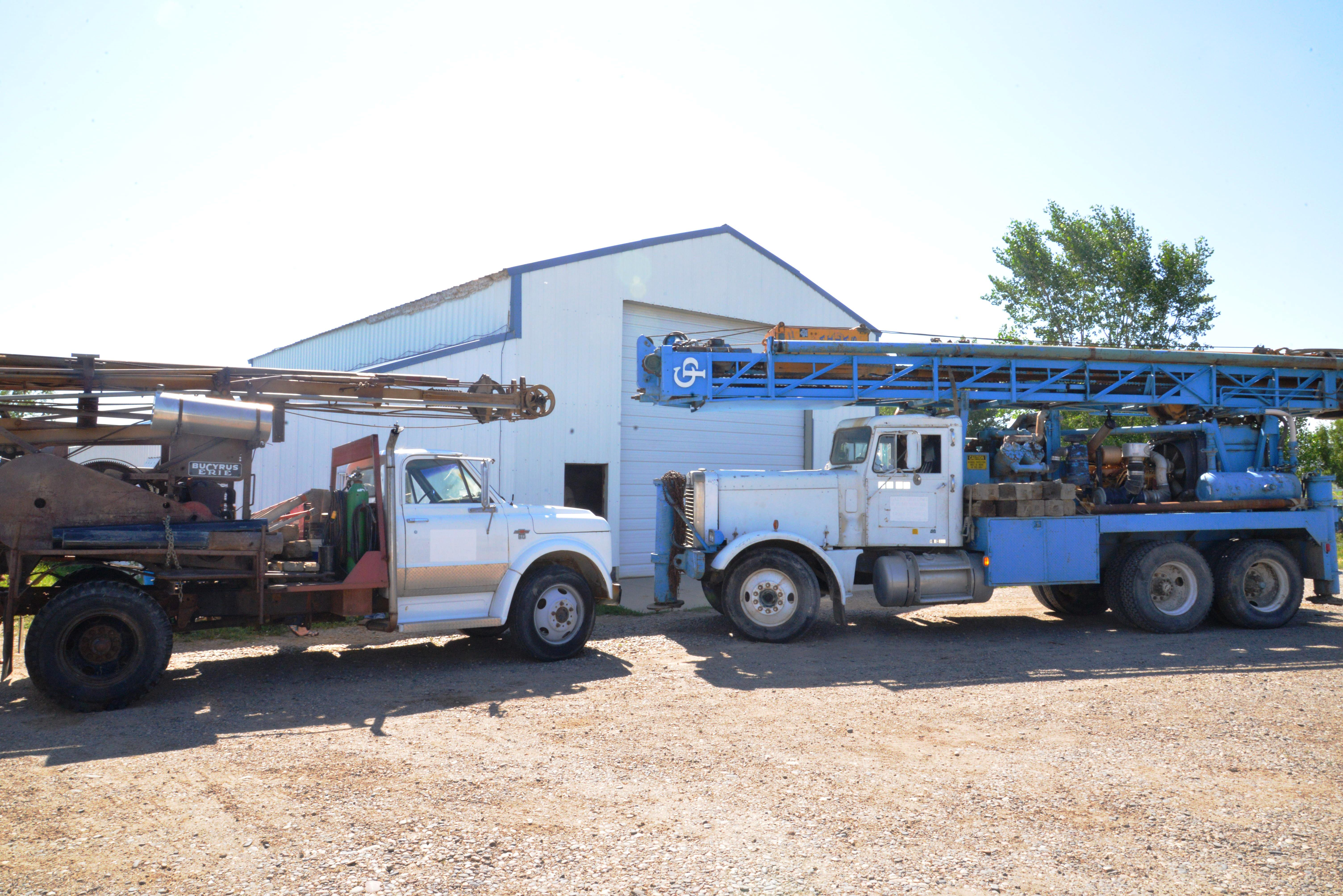 Gary's Drilling Inc, Water, Wells, Drilling, pumps, owned and